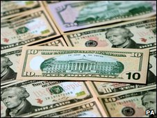 US banknotes (generic image)