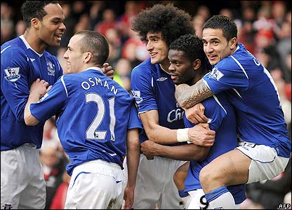 Everton show great spirit to overcome a resilient Middlesborough.