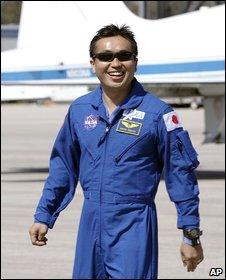 Koichi Wakata (AP)
