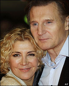 Richardson and Neeson
