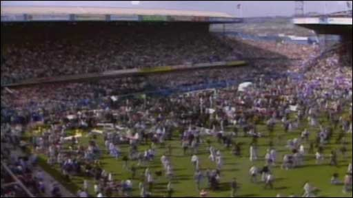 Hillsborough Disaster Memories