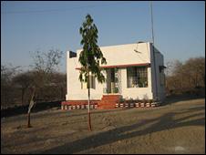Banej polling station