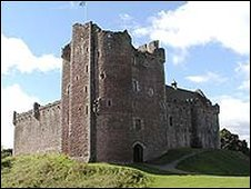 Doune Castle (Picture by Undiscovered Scotland)