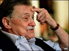 Mario Benedetti in a file photo from 2005