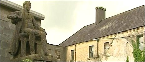 "TV3 handout of a still taken of St.Conleth""s Reformatory School, Daingean, Offaly"