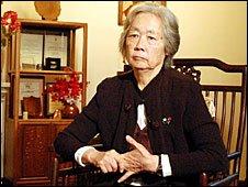 Tiananmen Mothers' leader Ding Zilin
