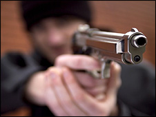 Gunman (Greater Manchester Police)