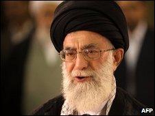 Supreme Leader, Ayatollah Ali Khamenei