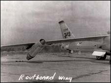 B-47 bomber wing