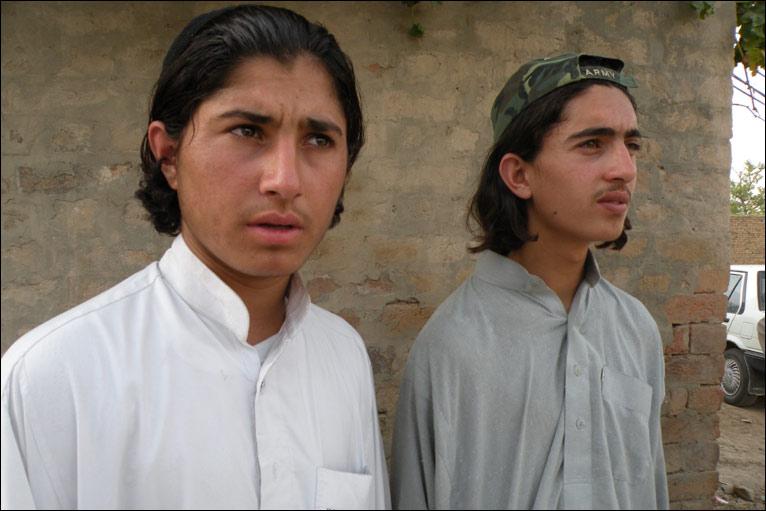 Two boys taken by Zainuddin's men