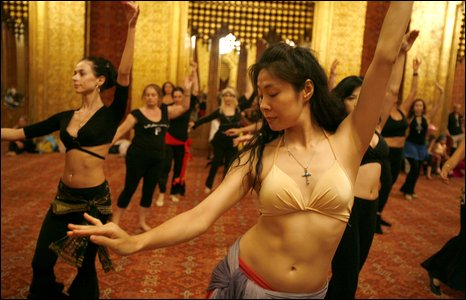 Ahlan Wa Sahlan belly dance festival