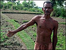 A farmer (Image: Madhav Nepal)