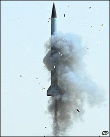 S-300 surface-to-air missile (file image)