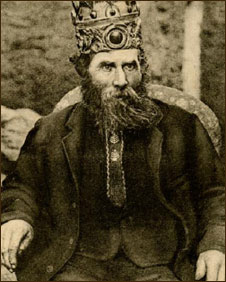 King John Williams II of Bardsey