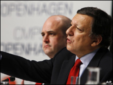 European Commission president Jose Manuel Barroso (Image: AP)