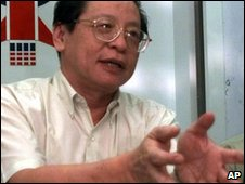 Lim Kit Siang, DAP leader (file image)
