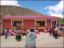 Centro Lola in Bolivia