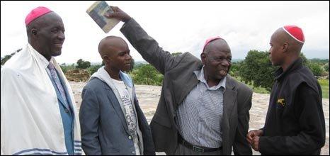 Zimbabwean Lemba men