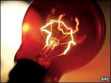 Electric lightbulb