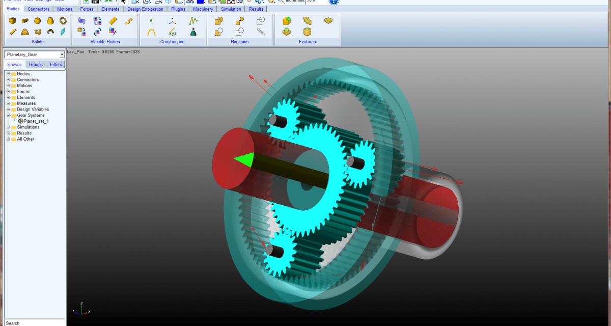 MSC Software, simulazione come parte integrante del processo
