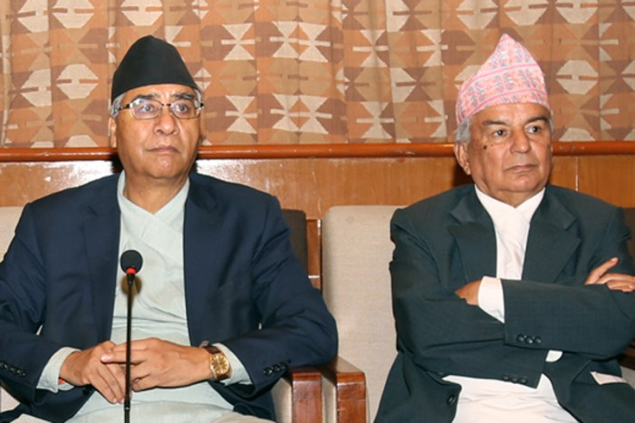 Nepali Congress factions close ranks and are to join Dahal government on Friday