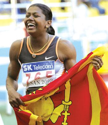 Sri Lanka's sprint queen bitter after state neglect