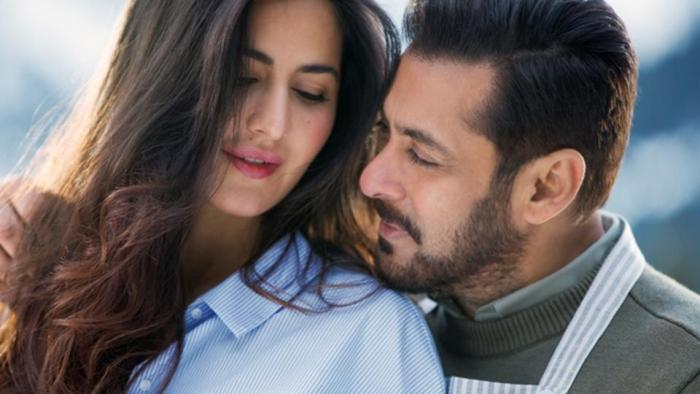 Over 40 million have viewed Dil Diyan Gallan in the film Tiger Zinda Hai