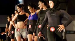 Kerala's champion body builder and power lifter is a fully covered, hijab-wearing Muslim girl