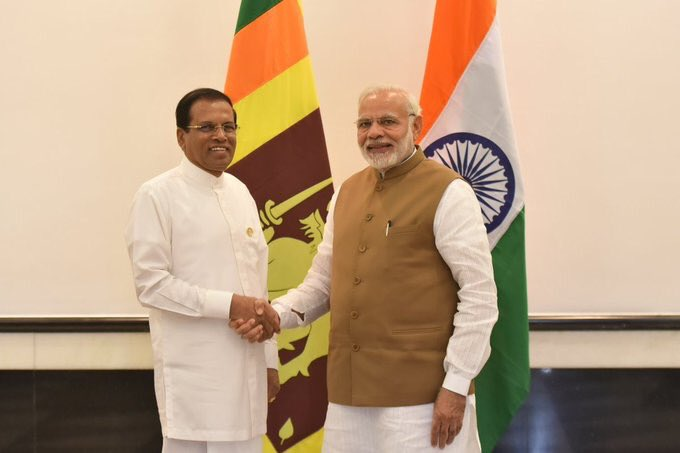 India gives Sri Lanka US$ 100 million loan to set up solar projects