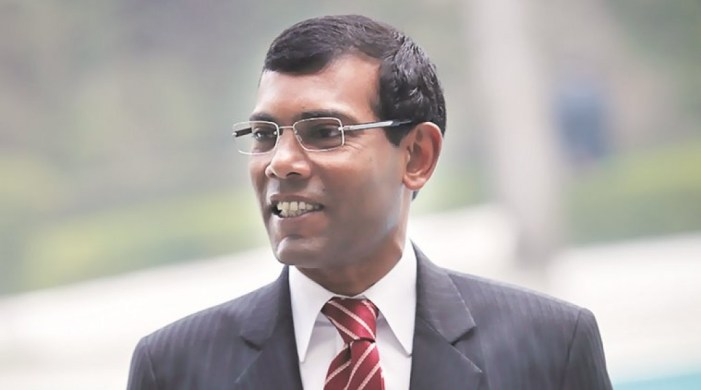 Maldives says Nasheed cannot contest Presidential poll as he was convicted for abducting judge