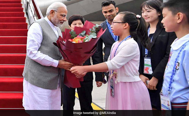 Modi in China to carry the spirit of Wuhan to Qingdao