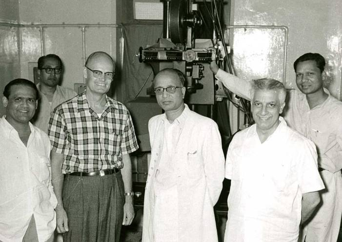 When All India Radio banned film music from its broadcasts