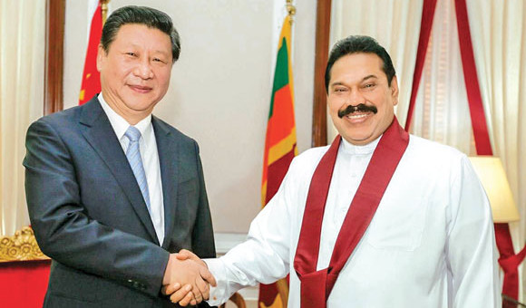 Lanka's Central Bank raised alarm about Chinese payments for Rajapaksa poll campaign in 2015: Report