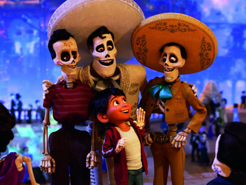 Pixars Coco Performs Rare Feat For Hollywood