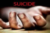 एक महिला ने फांसी लगाकर आत्महत्या की