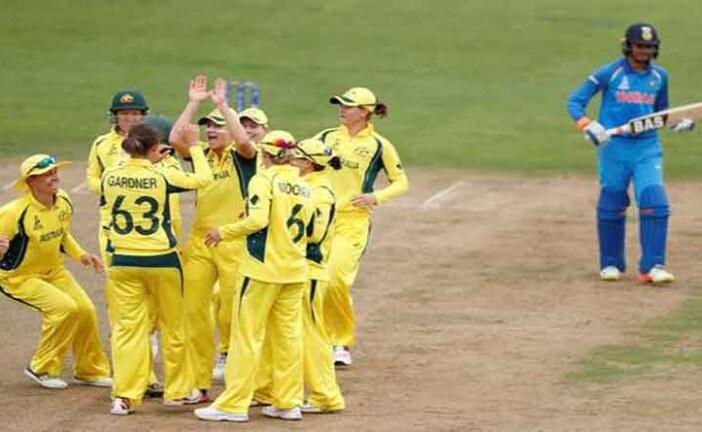 भारतीय टीम की उम्मीदों को ऑस्ट्रेलिया ने दिया बड़ा झटका