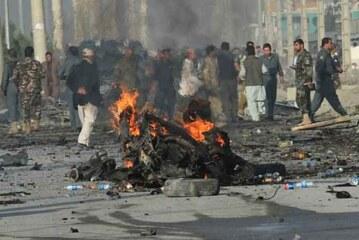 पश्चिमी काबुल में विस्फोट में २४ लोग मारे गये, ४२ घायल