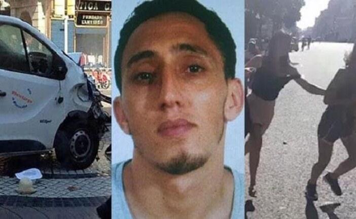 बार्सिलोना में 'पांच संदिग्ध आतंकवादी' मारे गए: पुलिस