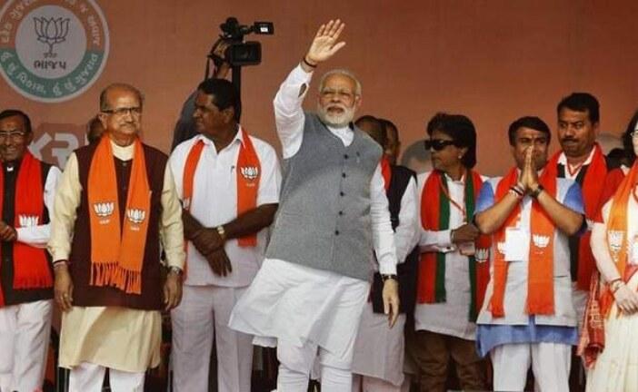 गुजरात चुनाव में हस्तक्षेप की कोशिश कर रहा है पाक: मोदी