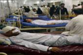नासूर बना स्वास्थ्य सेवाओं का 'जख्म', इलाज़ नहीं