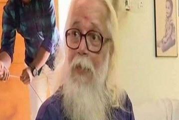 BJP सांसद की मांग, पूर्व वैज्ञानिक नंबी नारायण को पद्म पुरस्कार से सम्मानित करे केंद्र