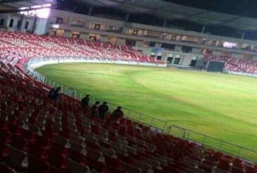 आयरलैंड और अफगानिस्तान के बीच श्रृंखला को दून का स्टेडियम तैयार