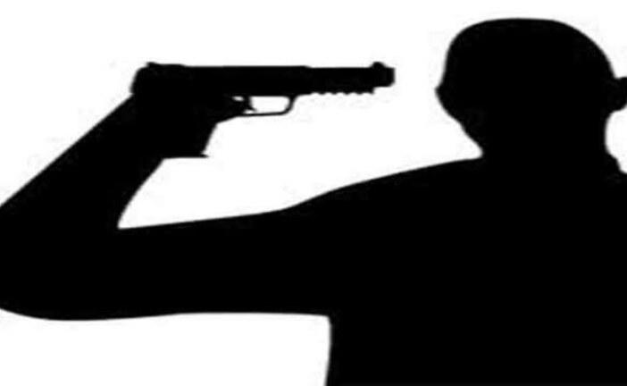 ड्यूटी पर तैनात विजिलेंस के सिपाही ने खुद को गोली से उड़ाया