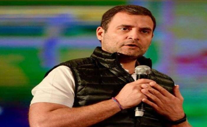 सत्ता में आने पर अर्धसैनिक बलों को कांग्रेस देगी शहीद का दर्जाः राहुल गांधी