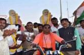 मोदी को पीएम बनाने के लिए 15 हजार किमी बाइक चला दिल्ली पहुंचीं राजलक्ष्मी