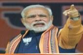 पीएम नरेंद्र मोदी बोले- बार-बार सेना का अपमान कर रहा है विपक्ष, जनता माफ नहीं करेगी