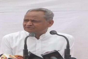 अशोक गहलोत का भाजपा पर वार, कहा- अपने फायदे के लिए बनाया रामनाथ कोविंद को राष्ट्रपति
