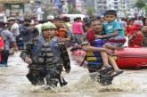 भारत बांग्लादेश नेपाल और म्यांमार में आई भयानक बाढ़ से हुए नुकसान पर संयुक्त राष्ट्र बोला हम मदद के लिए तैयार