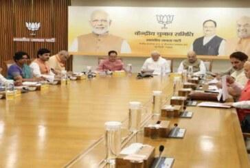 हरियाणा और महाराष्ट्र चुनाव में उम्मीदवारों को लेकर पीएम मोदी कर रहे हैं बैठक