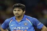 भुवनेश्वर कुमार वनडे सीरीज से हुए बाहर,गेंदबाज को मिली जगह